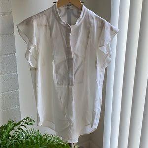 100%-silk Madewell Top